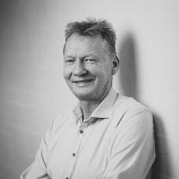 Niels Jensen, CEO and Sales Director, Denmark of VARO Machinery